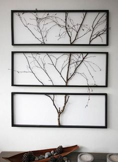 7 Happy Cool Ideas: Organic Home Decor Diy Wall Art organic home decor wood tree branches.Organic Home Decor Ideas Apartment Therapy natural home decor bedroom beach houses.Natural Home Decor Wood Tree Branches. Handmade Home Decor, Diy Home Decor, Simple Home Decoration, Orange Home Decor, Wood Home Decor, Deco Nature, Nature Decor, Nature Nature, Creation Deco