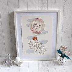 Wedding-Tree / Wedding-Ballon von brightday auf DaWanda.com