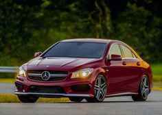 awesome 2014 Mercedes-Benz CLA45 AMG