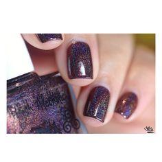 Alpha 10 ml handmade nail polish van PolishAlcoholic op Etsy