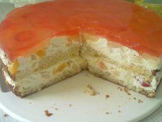 Torta z biskvitom, ki vedno uspe