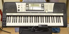Are you interested in this #Yamaha PSR740 61-Key Digital #Electric #Keyboard? Check it out here:
