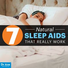Natural sleep aids - Dr. Axe http://www.draxe.com #health #holistic #natural