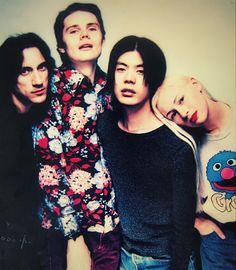 """""""The world is a vampire..."""" Smashing Pumpkins indie alternative grunge"""
