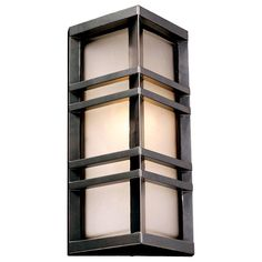 1-Light Outdoor Fixture Trevino Collection