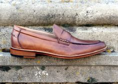 """In Review: The Banana Republic """"Paul"""" Penny Loafer 