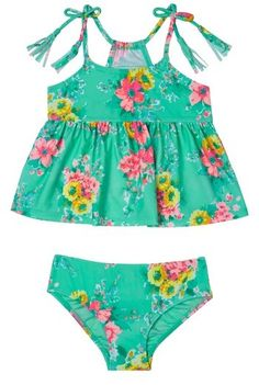 2d74adccca Hula Star Garden Dream Two-Piece Swimsuit