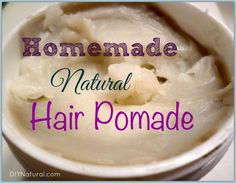 A Homemade Pomade Recipe that is Natural and Non-Greasy Finally! A homemade pomade without all the parabens, formaldehyde, and fragrance in commercial pomades. Just a simple, natural, non-greasy hair texturizer! Greasy Hair Hairstyles, Diy Hairstyles, Latest Hairstyles, Natural Hair Tips, Natural Hair Styles, Natural Beauty, Natural Red, Diy Hair Pomade, Hair Clay