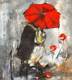 Katarina Niksic - Liebe mich wenn es regnet