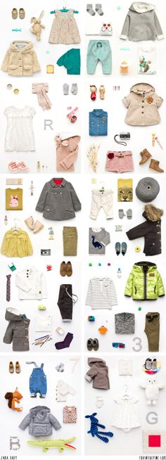 Zara - for babies - FOXINTHEPINE.COM