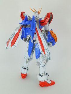 1/144 GOD Gundam WORK...