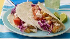 Fish Tacos -  Bobby Flay