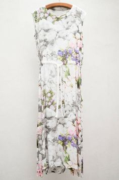 MM6 Maison Martin Margiela Flower Print Dress $625 - Available now at Heist