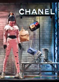 #BGWindows: Chanel on 5F | 5th at 58th