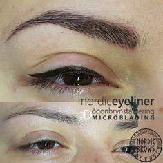 3d eyebrows stockholm