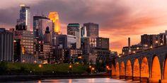O Que Fazer em Minneapolis em Minnesota #viagem #viajar