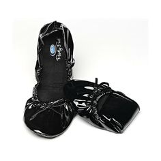 Scholl - Pocket Ballerina™ nero lucido - Igea la Sanitaria