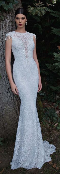 Stunning @bertabridal Wedding Dress Collection 2015