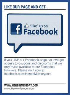LIKE our page and get...