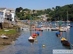 Holiday Cottages in Cornwall - Great Cornish holidays Fowey Cornwall, Holiday Cottages In Cornwall, Holiday Accommodation, England, Vacation, Vacations, Holidays Music, English, British