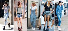 Como ser estilosa com roupas básicas? Blog E ai Beleza.