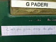 Message de Voisinage : Boîte aux Lettres