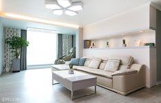 [아파트인테리어] 예쁜집 로망실현! 개구쟁이 두 아들도 웃음가득 47평 보금자리 : 네이버 포스트 Cozy Nook, Sofa, Couch, Apartment Interior, Living Room Modern, Office Interiors, Home Projects, New Homes, House Design