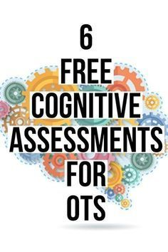 Looking for free cognitive assessments for your adult patient population? Check out these five free assessments, with how-to instructions provided. Mental Health Occupational Therapy, Occupational Therapy Assessment, Cognitive Therapy, Occupational Therapist, Physical Therapy, Physical Education, Aphasia Therapy, Early Education, Cognitive Activities