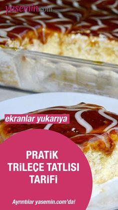 – Vegan yemek tarifleri – Las recetas más prácticas y fáciles Tri Lece, Dinner Recipes, Dessert Recipes, Desserts, Milk Dessert, Easy Eat, Breakfast Toast, Turkish Recipes, Vegan Vegetarian