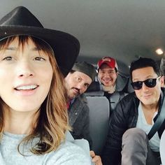 Oh, hey #Grimmsters! Only 2 days until we get to #Grimm out with you. [#Regram via @realbreeturner]