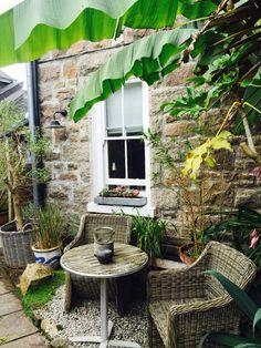 Headland house-Garden room