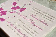 Twocolor Custom Letterpress Digitally Designed by enframingpress, $7.00