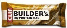 Cliff Bar Builder Bar , Peanut Butter , 2.40-Ounce (Pack of 12)