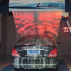 Automatic Car Wash System #peoplebazar