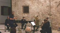 BILLI BRASS concerto in  Belfiore (PG) 28.6.2014