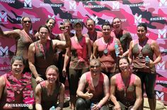 Mia muddy team shot