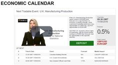 Economic Calendar, November 8 2016  Watch our line-up of major economic events for Tuesday November 8, 2016: http://www.bullbinary.com/economic-calendar/  Next Tradeable Event:  9:30 AM GMT U.K. Manufacturing Production  ====> Fund your BullBinary Account Through Any of These Methods: https://www.bullbinary.com/deposit-methods/  Risk Warning: Trading Binary Options is Risky