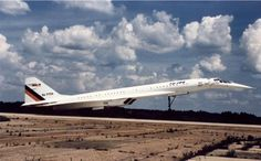 During 1996 & 1997 the Tupolev Tu-144LL was used as a high speed research testbed - via PJ de Jong