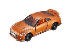 Takara Tomy Tomica #23 Nissan GT-R Scale 1/62 Diecast Car Vehicle Toy #Tomica #Nissan