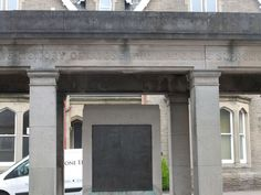 Facade Cleaning, Stone Repairs, Memorial Restoration | Colne Memorial