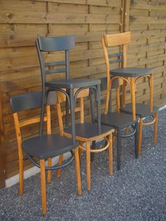 Diy Furniture Renovation, Furniture Makeover, Upcycled Furniture, Painted Furniture, Warm Dining Room, Painted Dining Chairs, Small Balcony Decor, Furniture Restoration, Contemporary Furniture