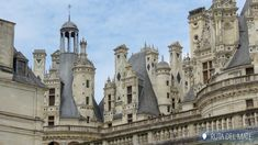Castillos del Loira, una ruta en coche de 3 días » Ruta del Mate Barcelona Cathedral, Notre Dame, Louvre, Building, Travel, France, Buildings, Viajes, Trips