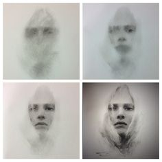 Charcoal progression by caseybaugh