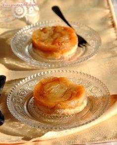 Mini tatins aux pommes