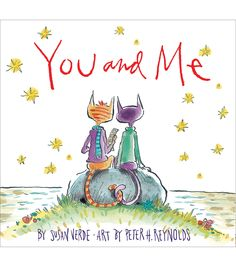 Susan Verde You And Me Book