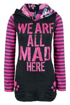 We Are All Mad by Cupcake Cult