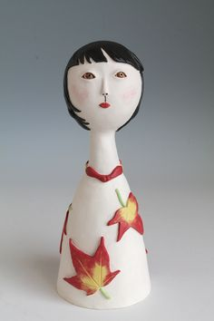 Sycamore in Autumn Snowman, Origami, Sculptures, Clay, Ceramics, Autumn, Christmas Ornaments, Disney Characters, Holiday Decor