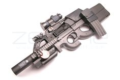 P90 Predator.. I think I'd be pretty badass with this.