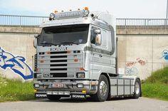 www.truckfanclub.be | Special: Becatrans Scania 143 500