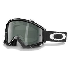 a470da6210 Oakley Proven MX Sand Men s Dirt Motocross Off-Road Dirt Bike Motorcycle  Goggles Eyewear - Jet Black Dark Grey   One Size Fits All - KyrStore